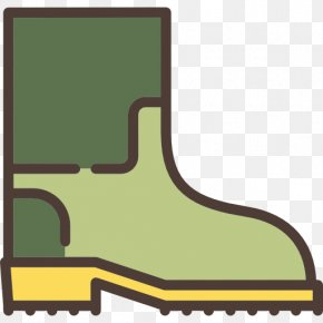 Rainy Day Wear Boots - Boot Icon PNG