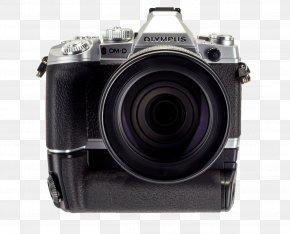 Camera Lens - Mirrorless Interchangeable-lens Camera Sony α6000 Camera Lens Exmor Active Pixel Sensor PNG