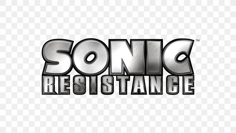 Sonic The Hedgehog Sonic Forces Resistance 3 Logo Sega Png 1191x670px Sonic The Hedgehog Black And