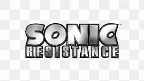 Resistance 3 Logo - Sonic The Hedgehog Sonic Forces Resistance 3 Logo Sega PNG