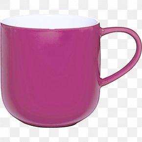 Magenta Lilac - Mug Drinkware Purple Pink Violet PNG
