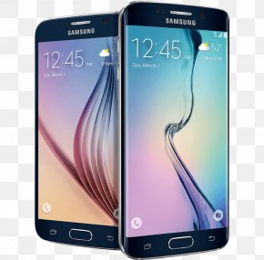Galaxy S6 - Samsung Galaxy S6 Edge Android 4G PNG