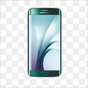 Samsung - Samsung Galaxy S6 Edge Smartphone Telephone Rooting Android PNG