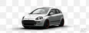 Fiat Tuning File - Fiat Punto Fiat Automobiles Car Tuning PNG
