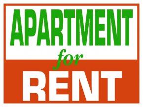Yard Sign Cliparts - PNA Lodge 513 Renting Apartment Real Estate House PNG