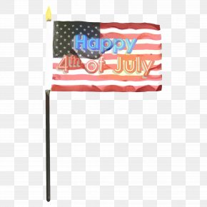 Flag Of The United States Flag - Fourth Of July Background PNG