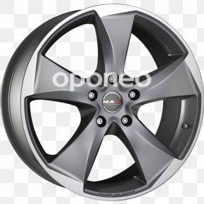 Mak - Alloy Wheel Rim Car Toyota Land Cruiser PNG