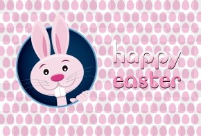 Vector Easter Bunny - Easter Bunny Rabbit PNG