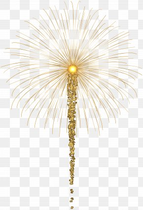 Gold Fireworks For Dark Images Clip Art - Symmetry Yellow Petal Pattern PNG