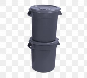 Trash Can - Rubbish Bins & Waste Paper Baskets Plastic Container Recycling Bin PNG