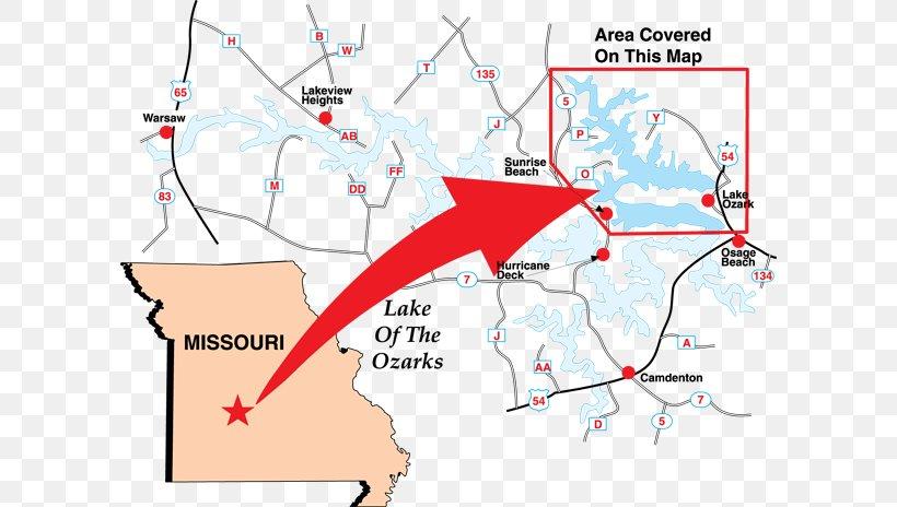 lake ozark missouri map Lake Of The Ozarks Lake Ozark Osage Beach Osage River Map Png lake ozark missouri map