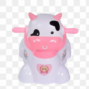 Cows Toilet - Cattle Infant Icon PNG