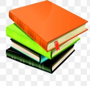 A Pile Of Books - Book Royalty-free Illustration PNG