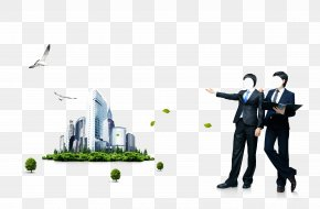 Web Design Elements - Brand Public Relations Text Illustration PNG