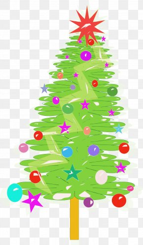 Trees - Christmas Tree Christmas Stockings Clip Art PNG