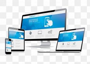 Web Design - Web Development Digital Marketing Responsive Web Design Search Engine Optimization PNG
