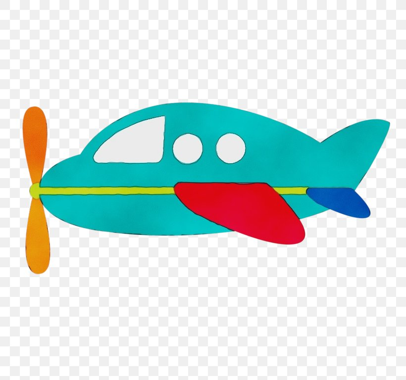 Cartoon Airplane Png 768x768px Watercolor Airplane Aviation