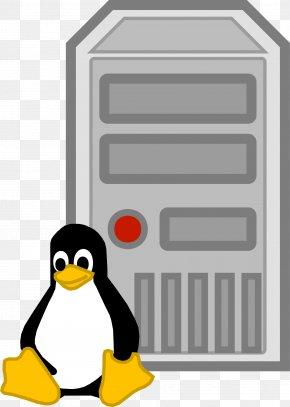 Linux - Computer Servers Linux Clip Art PNG