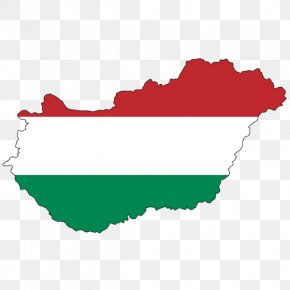 Map - Flag Of Hungary Map National Flag Stock Photography PNG