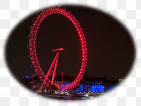 London Eye - Palace Of Westminster Big Ben London Eye Ferris Wheel Tourist Attraction PNG