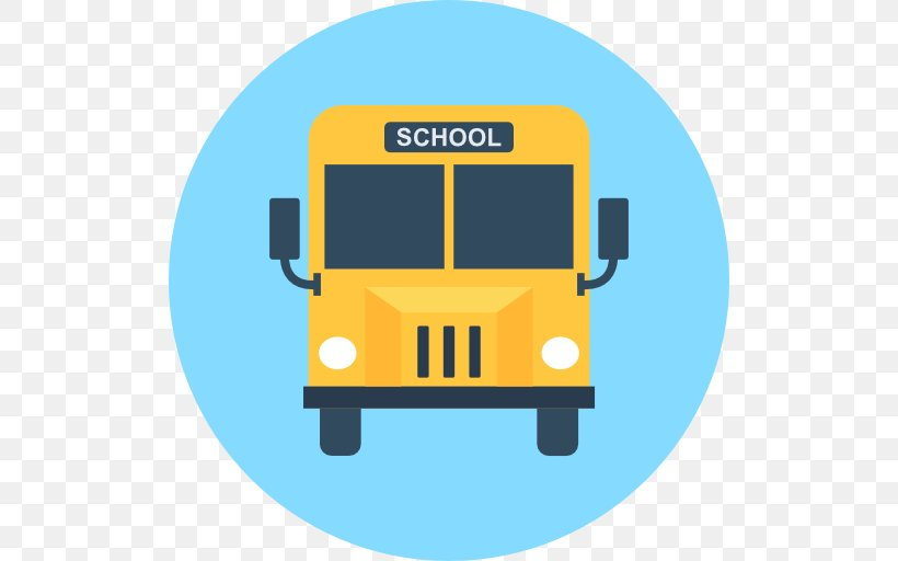 School Bus Png 512x512px Computer Software Brand Education Logo Multimedia Download Free