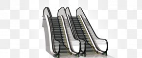 Escalator Pic - Escalator Elevator PNG