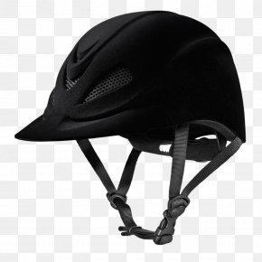 Motorcycle Helmet - Equestrian Helmets Horse Tack English Riding PNG
