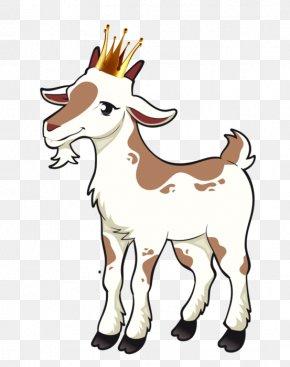 Sheep - Boer Goat Sheep Cattle Clip Art PNG