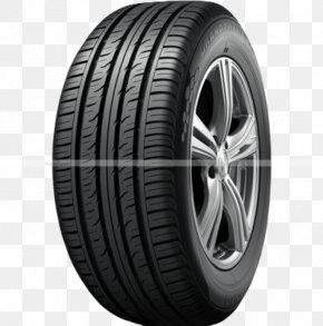 Car - Car Dunlop Tyres Tire Rim Wheel PNG