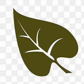 Symbol Anthurium - Leaf Logo Plant Tree Clip Art PNG