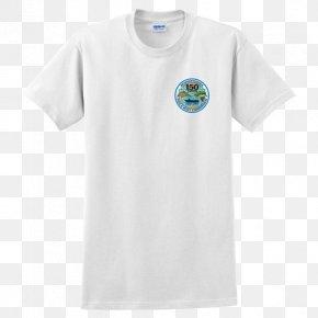T Shirt Mockup - T-shirt Clothing Sleeve Logo PNG