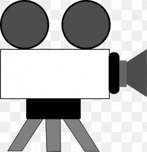 Camera Photography Black Round - Video Camera Movie Camera Photography Clip Art PNG