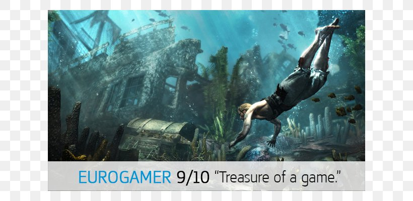Assassin's Creed IV: Black Flag Assassin's Creed: Origins Assassin's Creed: Brotherhood Video Game Uplay, PNG, 700x400px, Video Game, Actionadventure Game, Advertising, Ecosystem, Game Download Free
