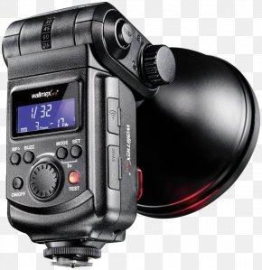 Camera Lens - Digital SLR Camera Lens Light Camera Flashes Single-lens Reflex Camera PNG