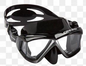Diving Mask - Cressi-Sub Diving Mask Snorkeling Scuba Diving PNG
