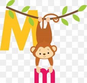 Homeschooling - The Evil Monkey Clip Art PNG