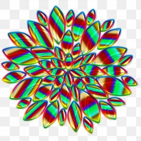 Best - Flower Petal Clip Art PNG