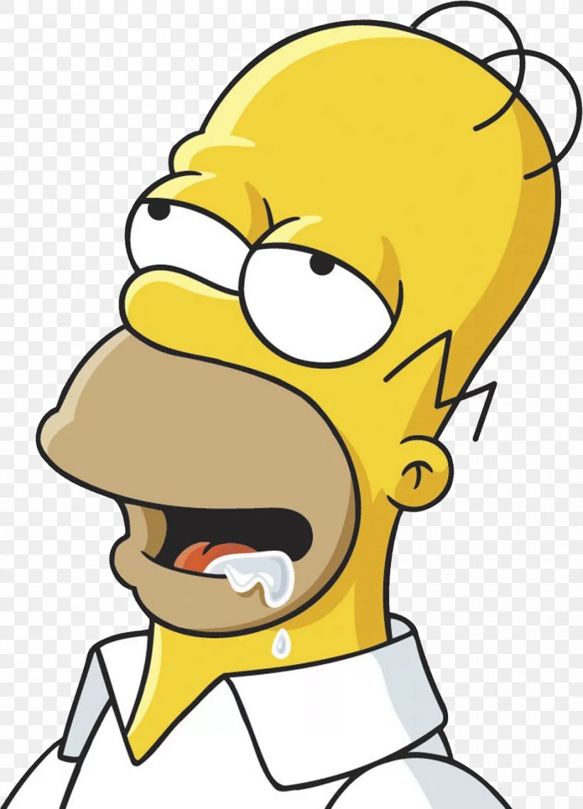 Homer Simpson Transparent Background, PNG, 932x1294px, Homer Simpson, Alttvsimpsons, Area, Art, Bart Simpson Download Free