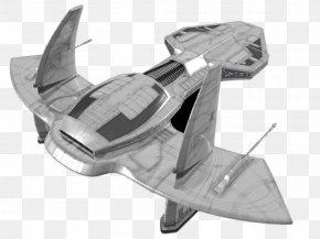 Spaceship - Jack O'Neill Asgard Daedalus Ship Stargate PNG