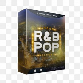 POP OUT - Sound Synthesizers Contemporary R&B Rhythm And Blues Radio PNG
