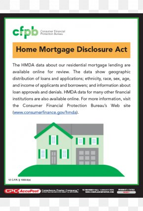 Mortgage Law - Home Mortgage Disclosure Act Mortgage Loan Bank Mortgage Insurance PNG