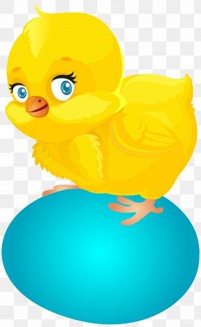 Easter Clip Art Goose BirdDuck - Duck Lent PNG