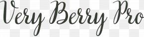 Blog - Handwriting Calligraphy Typeface Cursive Font PNG