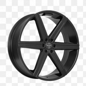 Car - Car American Racing Tire Rim Wheel PNG