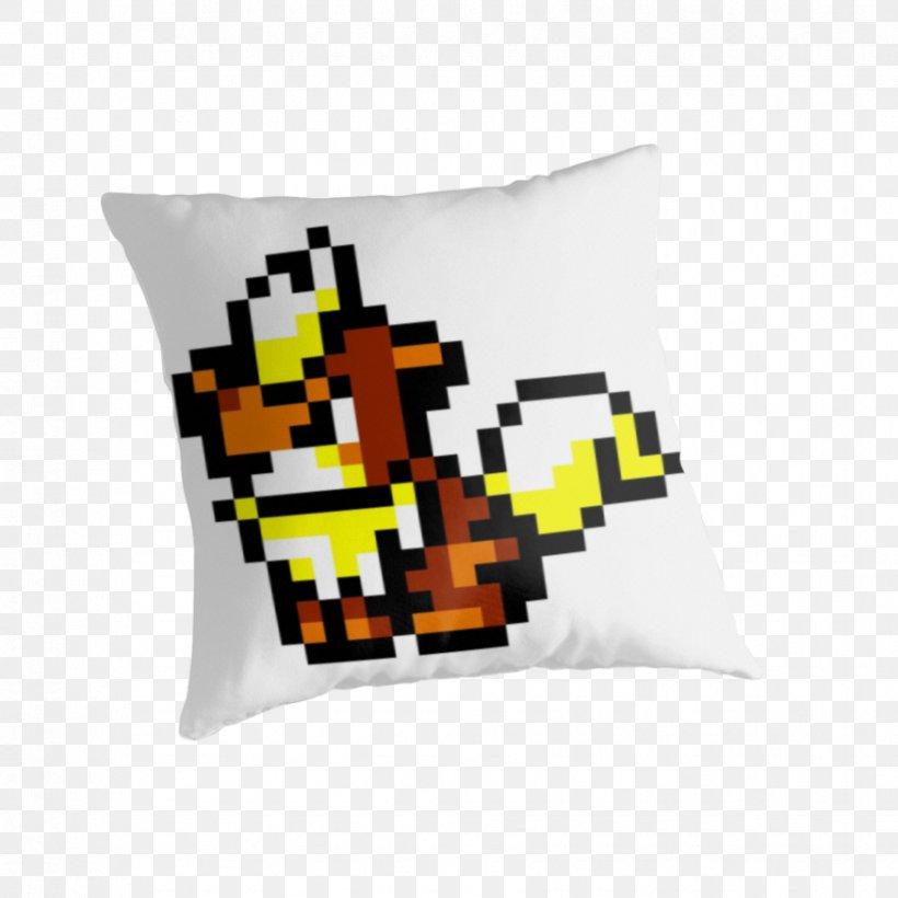 Pokémon Growlithe Pixel Art Png 875x875px Pokemon
