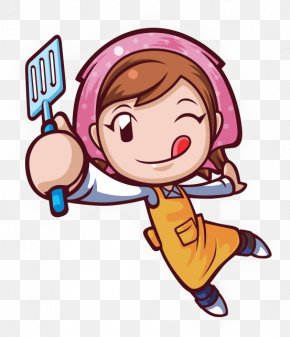 Cooking Transparent - Cooking Mama 5: Bon Appxe9tit! Cooking Mama 4: Kitchen Magic COOKING MAMA Lets Cookuff01 Nintendo 3DS PNG