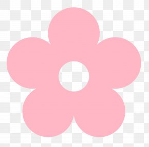 Cherry Blossom Clipart - Drawing Cherry Blossom Flower Clip Art PNG