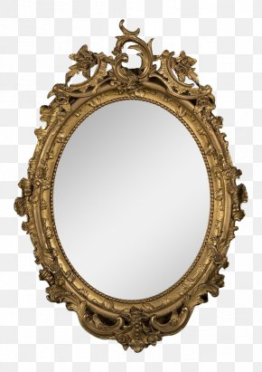 Luxury Frame - Old Fashioned Picture Frames Stock Photography Mirror Antique PNG