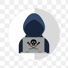 Computer Hacker - Security Hacker Computer Virus Icon PNG