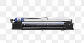 High-volume Low-speed Fan - Inkjet Printing Car Machine Cylinder PNG